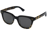 Toms Memphis 201 Black Tortoise Fade Fashion Sunglasses