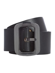 Biba Wide Waist Belt Black