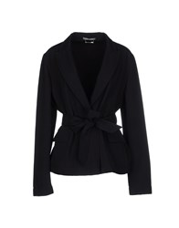 Alberta Ferretti Suits And Jackets Blazers Women Dark Blue