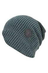 Men's Converse 'Winter Slouch' Knit Cap Green Gloom Green