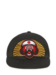 Dsquared Gorilla Patch Canvas Baseball Hat
