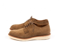 Red Wing Shoes Red Wing Shoes 3104 Postman Oxford Olive Mohav