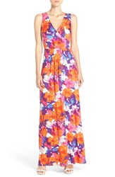 Petite Women's Felicity And Coco 'Grecian' Jersey Maxi Dress Lula Rose