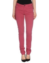 Brooksfield Casual Pants Garnet