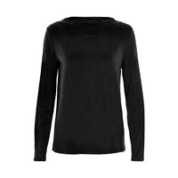 Soaked In Luxury Casual Fit Top Black