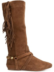 Jerome Dreyfuss Jerome Dreyfuss 'Arizona' Boots Brown