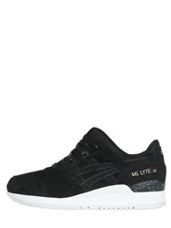 Asics Gel Lyte Iii Nubuck And Nylon Sneakers