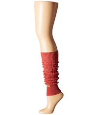 Toesox Leg Warmer Knee Highs Coral Women's Knee High Socks Shoes