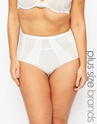 Marie Meili Curves Aurora Light Control Brief White
