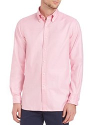 Polo Ralph Lauren Solid Oxford Shirt Coral