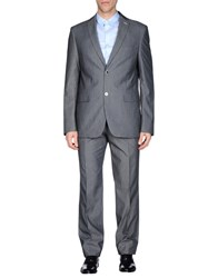 Guess By Marciano Suits And Jackets Suits Men Grey