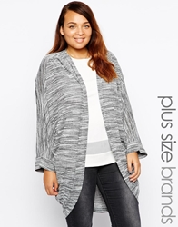 Alice And You Spacedye Cocoon Cardigan Multi