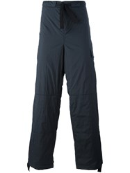Our Legacy 'Padded Breath' Trousers Blue