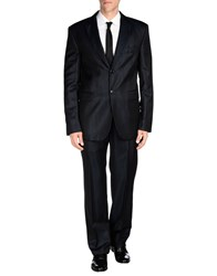 Bikkembergs Suits And Jackets Suits Men Slate Blue