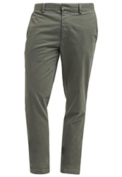 Banana Republic Fulton Chinos Cadet Green Oliv