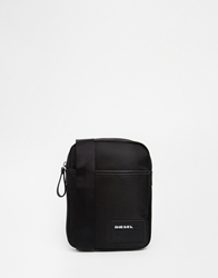 Diesel Flight Bag Black