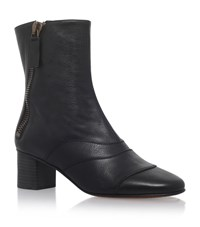 Chloe Lexie Low Boot Female Black