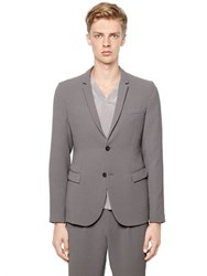 Emporio Armani Textured Techno Jacket