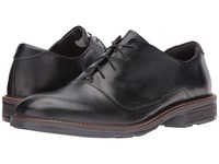 Naot Footwear Audience Black Madras Leather Men's Shoes