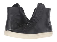John Varvatos Reed Wire Sneaker Black Men's Shoes