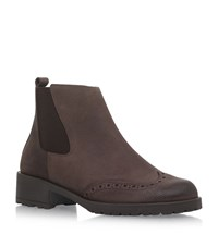 Carvela Kurt Geiger Russell Ankle Boots Female Taupe