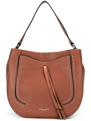 Marc Jacobs 'Maverick' Hobo Tote Nude Neutrals