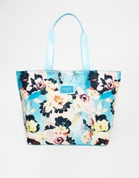 Seafolly Tropicana Floral Beach Bag Multi