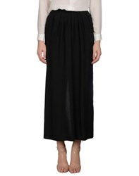 Forte Forte Forte_Forte Skirts 3 4 Length Skirts Women Black