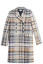 Paul And Joe Tartan Coat
