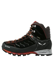 Salewa Mtn Trainer Mid Gtx Walking Boots Black Indio
