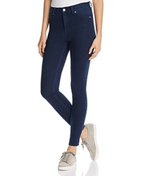 Cheap Monday High Rise Spray Skinny Jeans In Solid Blue