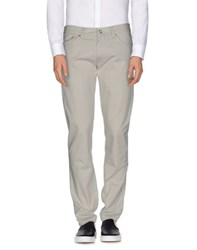 Harmontandblaine Trousers Casual Trousers Men Light Grey