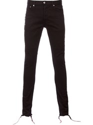Mr. Completely Skinny Jeans Black
