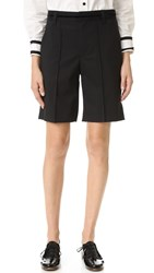 Marc Jacobs Wool Shorts Black