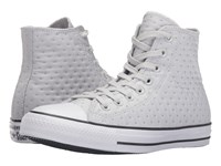 Converse Chuck Taylor All Star Neoprene Hi Mouse Black White Women's Lace Up Casual Shoes