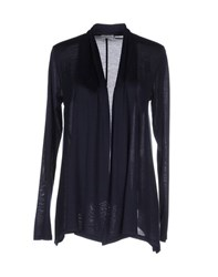 Henry Cotton's Knitwear Cardigans Women Dark Blue