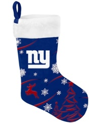 Forever Collectibles New York Giants Team Stocking Blue