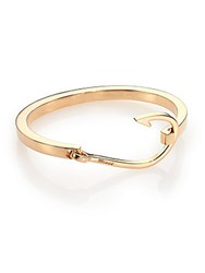 Miansai Hook Cuff Bracelet Gold