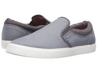 Crocs Citilane Slip On Sneaker Smoke White Men's Slip On Shoes Gray