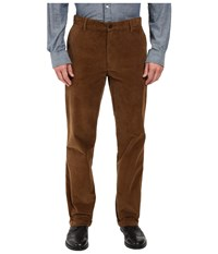 Dockers Washed Khaki Straight Tobacco Men's Casual Pants Brown