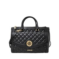 Love Moschino Super Quilted Double Carry Bag
