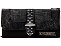 Dakine Penelope Jet Black Wallet Handbags