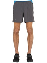 Arc'teryx Soleus Running Shorts With Inner Brief