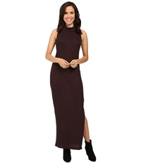 Only Axel Long Dress Fudge Women's Dress Brown