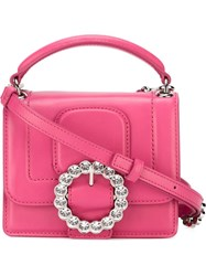 Marc By Marc Jacobs 'The Box' Tote Pink And Purple