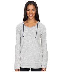 Columbia Coastal Escape Hoodie Nocturnal Heather Women's Sweatshirt Gray
