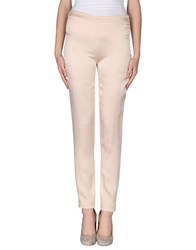 Gattinoni Trousers Casual Trousers Women Light Pink