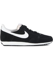 Nike Classic Lace Up Sneakers Black