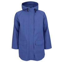 Elka Men's Binderup Rain Jacket Royal Blue