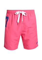 Superdry Miami Water Polo Shorts Pink
